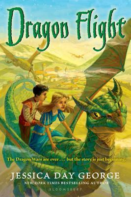 Dragon Flight - George, Jessica Day