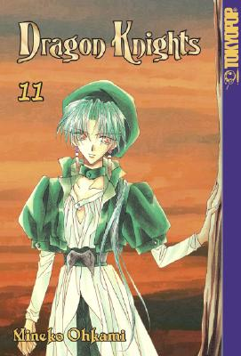 Dragon Knights Volume 11 - Ohkami, Mineko, and Okami, Mineko