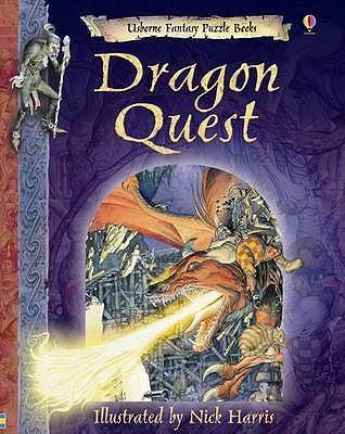 Dragon Quest - Dixon, Andy