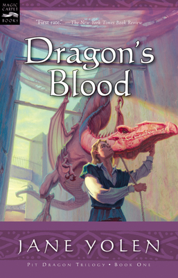 Dragon's Blood - Yolen, Jane