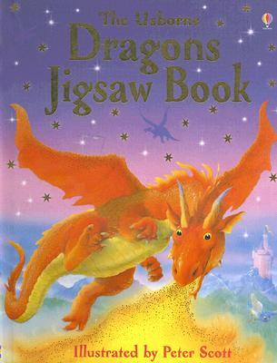 Dragons Jigsaw Book - Tatchell, Judy, and Rogers, Kirsteen, and Tomlins, Karen (Designer), and Barrance, Reuben (Designer)