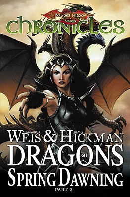Dragons of Spring Dawning - Weis, Margaret, and Hickman, Tracy, and Gopez, Julius M. (Artist)