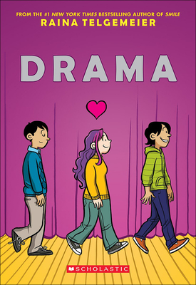 Drama - Telgemeier, Raina, and Gurihiru (Contributions by)