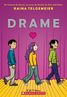 Drame - Telgemeier, Raina (Illustrator)