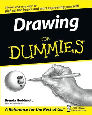 Drawing for Dummies - Hoddinott, Brenda