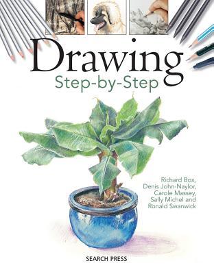 Drawing Step-By-Step - Box, Richard