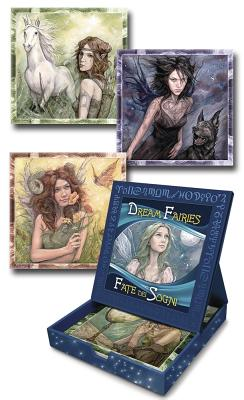 Dream Fairies Inspirational Deck - Lo Scarabeo, and Luna, Bianca, and Jeffrey, Julia (Illustrator)