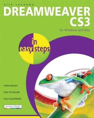 Dreamweaver CS3 in Easy Steps - Vandome, Nick