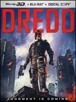 Dredd [3D] [Blu-ray/DVD]