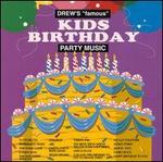 Drew's Famous Kids Birthday Dance Party Favorites