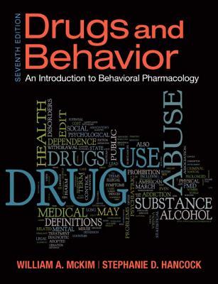 Drugs & Behavior - McKim, William A., and Hancock, Stephanie