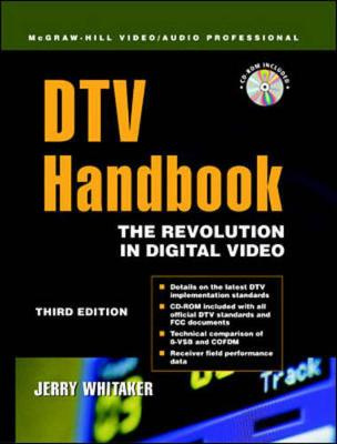 DTV: The Revolution in Digital Video - Whitaker, Jerry C