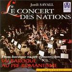 Du Baroque au Pre Romantisme - Anita Mitterer (violin); Fabio Biondi (violin); Le Concert des Nations; Manfredo Kraemer (violin)