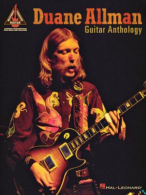 Duane Allman Guitar Anthology - Allman, Duane