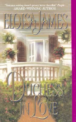 Duchess in Love - James, Eloisa