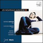 Dufour Performs Martinu, Prokofiev & Hindemith