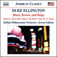 Duke Ellington: Black, Brown and Beige - Amy Licata (violin); Anthony Dilorenzo (trumpet); Salvatore Andolina (sax); Salvatore Andolina (clarinet);...