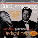 Duo Capriccioso, Vol. 5: Dedications