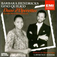 Duos D'Operettes - Barbara Hendricks (soprano); Gino Quilico (baritone); Lyon National Opera Orchestra
