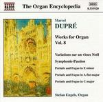 Dupre: Works for organ