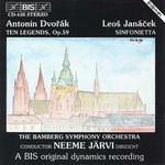 Dvor�k: Ten Legends; Leos Jan�cek: Sinfonietta
