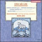 Dvorák: Carnival Overture Op. 92; Symphonic Variations Op. 78; etc.