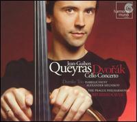 Dvorák: Cello Concerto - Alexander Melnikov (piano); Isabelle Faust (violin); Jean-Guihen Queyras (cello); Prague Philharmonia;...