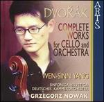 Dvor�k: Complete Works for Cello and Orchestra