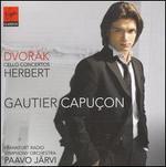 Dvorák, Herbert: Cello Concertos - Gautier Capuçon (cello); hr_Sinfonieorchester (Frankfurt Radio Symphony Orchestra); Paavo Järvi (conductor)