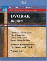Dvorák: Requiem - Christiane Libor (soprano); Daniel Kirch (tenor); Ewa Wolak (alto); Janusz Monarcha (bass); Warsaw Philharmonic Chorus (choir, chorus); Warsaw Philharmonic Orchestra; Antoni Wit (conductor)