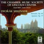 Dvorák: Serenade Op. 44; String Quintet Op. 77