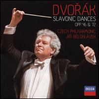 Dvorák: Slavonic Dances Opp. 46 & 72 - Czech Philharmonic Orchestra; Jirí Belohlávek (conductor)