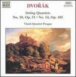 Dvor�k: String Quartets No. 10, Op. 51; No. 14, Op. 105