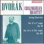 Dvorák: String Quartets No. 12, Op. 96 & No. 14, Op. 105