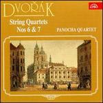 Dvor�k: String Quartets Nos. 6 & 7