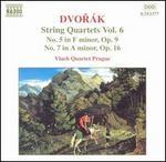 Dvorák: String Quartets Vol. 6