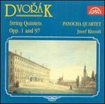 Dvor�k: String Quintets,  Opp. 1 & 97
