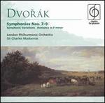 Dvorák: Symphonies 7-9