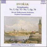 Dvor�k: Symphonies Nos. 5 & 7