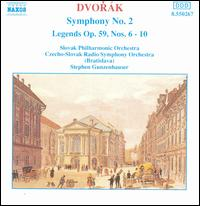 Dvorák: Symphony No. 2; Legends Nos. 6-10 - Stephen Gunzenhauser (conductor)