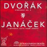 Dvorák: Symphony No. 8; Janácek: Symphonic Suite from Jenufa