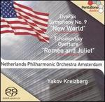 "Dvorák: Symphony No. 9 (""New World""); Tchaikovsky: Romeo and Juliet Overture"