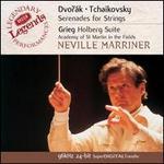 Dvorák, Tchaikovsky: Serenades for Strings; Grieg: Holberg Suite [Australia]