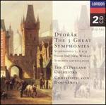 Dvorák: The 3 Great Symphonies - Cleveland Orchestra; Christoph von Dohnányi (conductor)