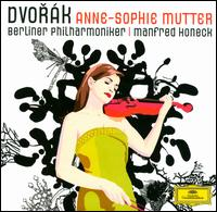 Dvorák: Violin Concerto [Limited Edition] - Anne-Sophie Mutter (violin); Ayami Ikeba (piano); Berlin Philharmonic Orchestra; Manfred Honeck (conductor)