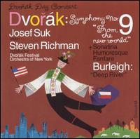 Dvorak Day: Monument Dedication Concert - Josef Suk (violin); Lincoln Mayorga (piano); Steven Richman (conductor)