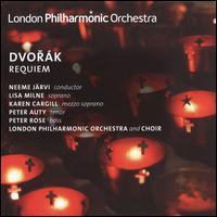 Dvorak: Requiem - Karen Cargill (mezzo-soprano); Lisa Milne (soprano); Peter Auty (tenor); Peter Rose (bass);...