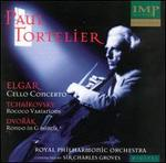 Dvorak: Rondo Op94; Elgar: Concerto for cello in Em