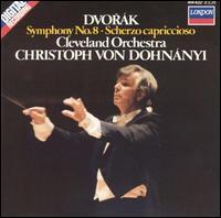 Dvorak: Symphony No. 8 - Cleveland Orchestra; Christoph von Dohnányi (conductor)
