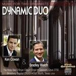 Dynamic Duo: Music for Two Organists